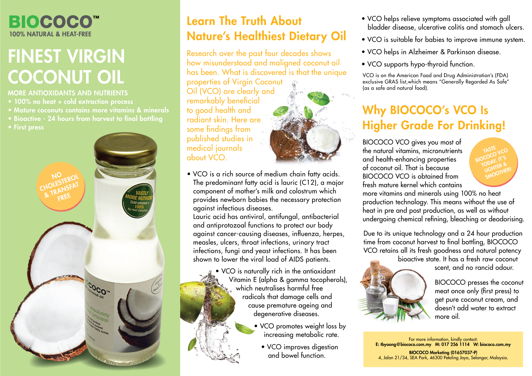 virgin coconut oil essay Extra-virgin coconut oil  i could write a whole essay on it but keeping this short there are a few reasons i like using coconut and few that i dont 1 i.